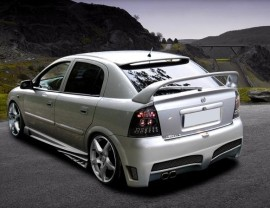Opel Astra G Aggressive Side Skirts
