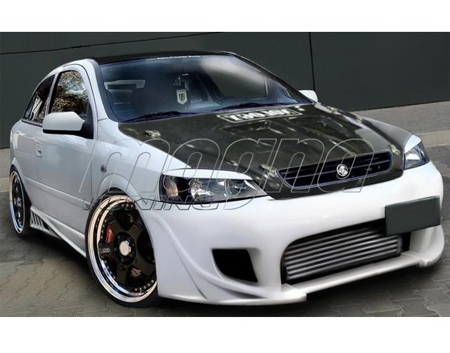 Opel Astra G BM Front Bumper