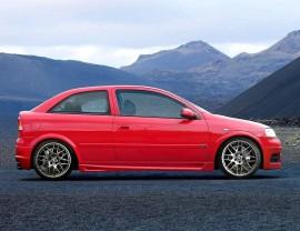 Opel Astra G BMI Kuszobok