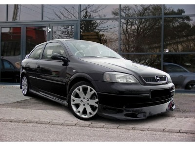 Opel Astra G Body Kit J-Style