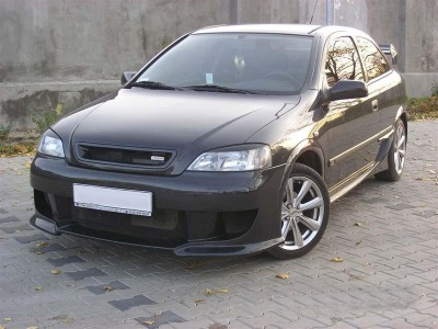 Opel Astra G Boost Body Kit