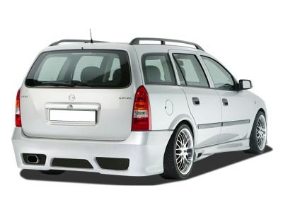 Opel Astra G Caravan GTX-Race Rear Bumper