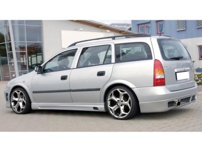 Opel Astra G Caravan R2 Rear Bumper Extension