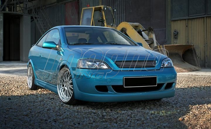 Opel Astra G Clean Body Kit
