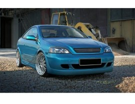 Opel Astra G Clean Front Bumper