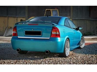 Opel Astra G Coupe Clean Rear Bumper