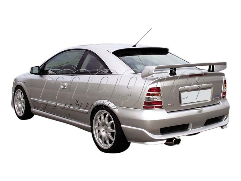 Opel Astra G Coupe DTM Rear Wing