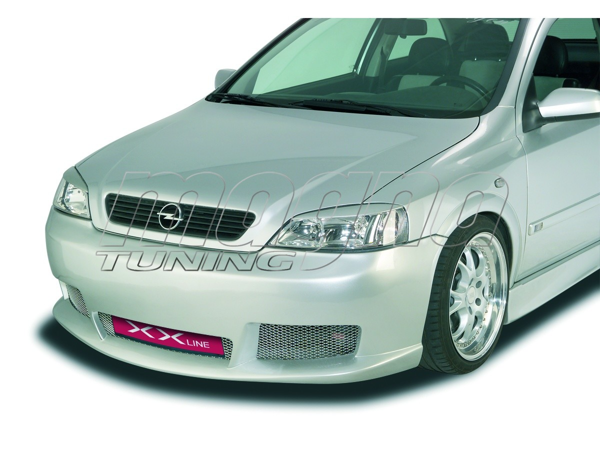 Opel Astra G Coupe XXL-Line Body Kit
