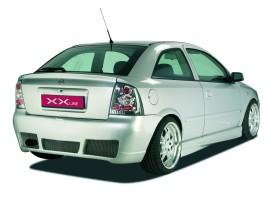 Opel Astra G Coupe XXL-Line Hatso Lokharito