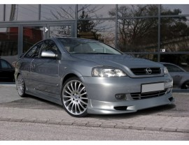 Opel Astra G Coupe/Convertible J-Line Front Bumper Extension