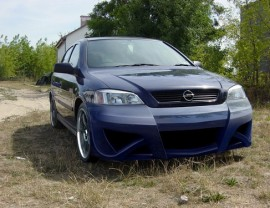 Opel Astra G ED1 Front Bumper