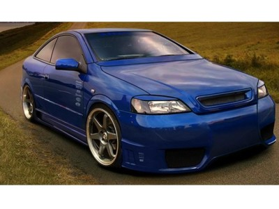 Opel Astra G F-Style Front Bumper