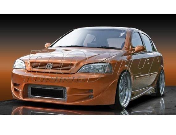 Opel Astra G FX-50 Front Bumper