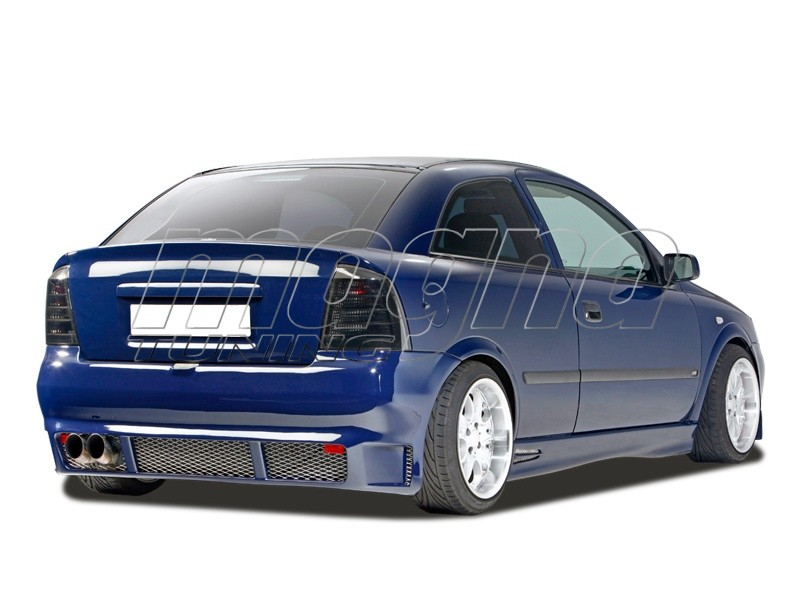 Opel Astra G GT5 Side Skirts
