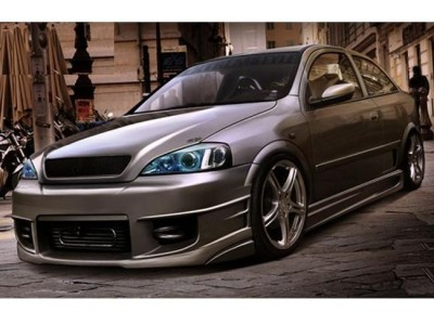 Opel Astra G GTS Front Bumper