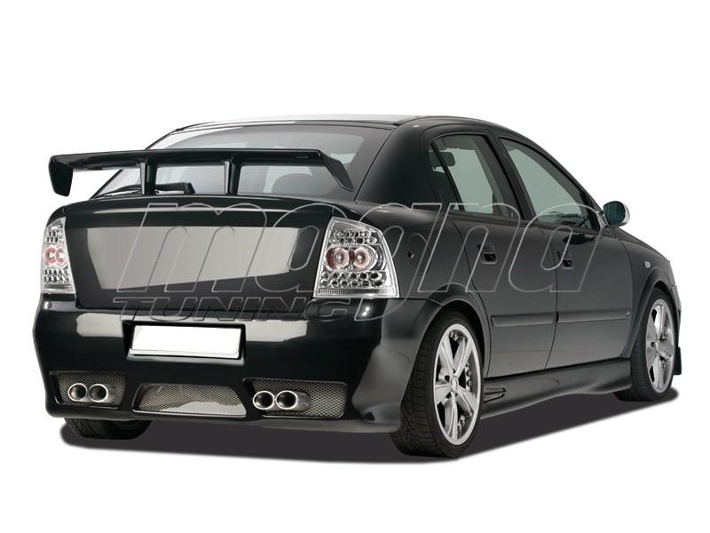 Opel Astra G GTX-Race-C Rear Bumper