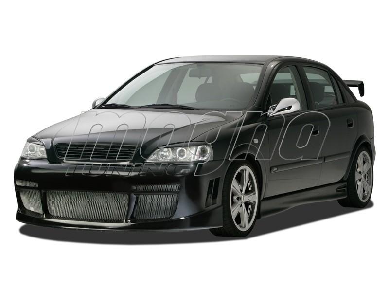 Opel Astra G GTX-Race Front Bumper