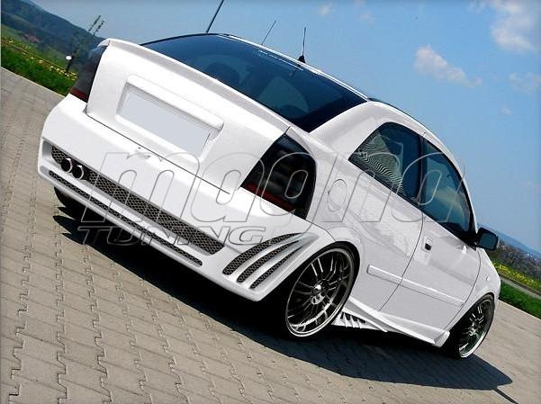 Opel Astra G H-Design Body Kit