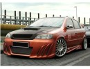 Opel Astra G H-Design Front Bumper