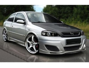 Opel Astra G H-Line Front Bumper
