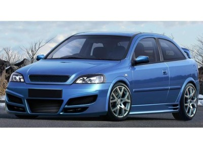 Opel Astra G H2-Design Side Skirts