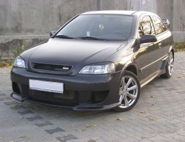 Opel Astra G Hatchback Boost Body Kit