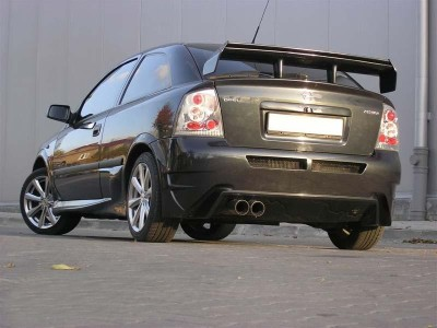 Opel Astra G Hatchback Shooter Rear Bumper