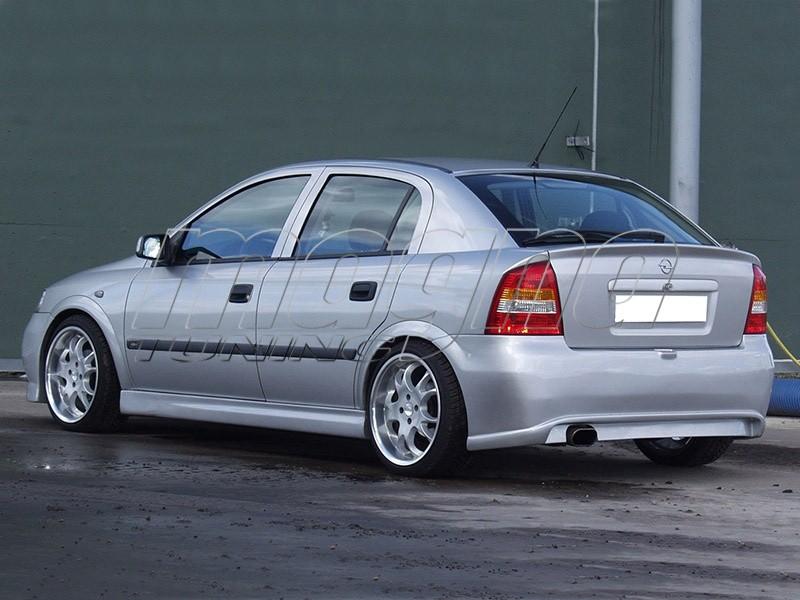 Opel Astra G Intenso Body Kit