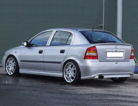 Opel Astra G Intenso Side Skirts