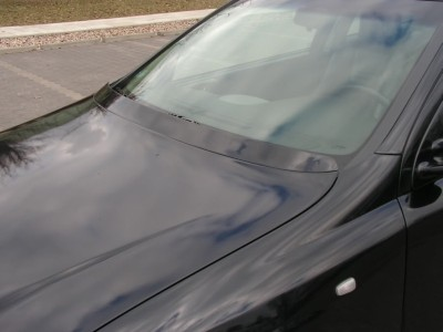 Opel Astra G J-Style Bonnet Extension