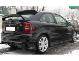 Opel Astra G J-Style Rear Bumper Extension
