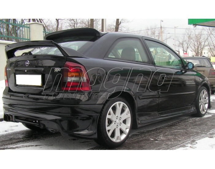 Opel Astra G J3 Side Skirts