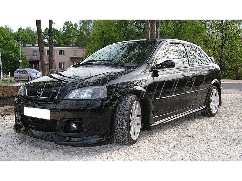 Opel Astra G JX-Style Body Kit