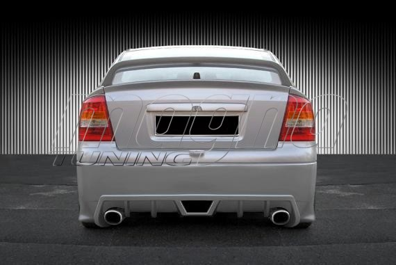 Opel Astra G KX-Racing Rear Bumper