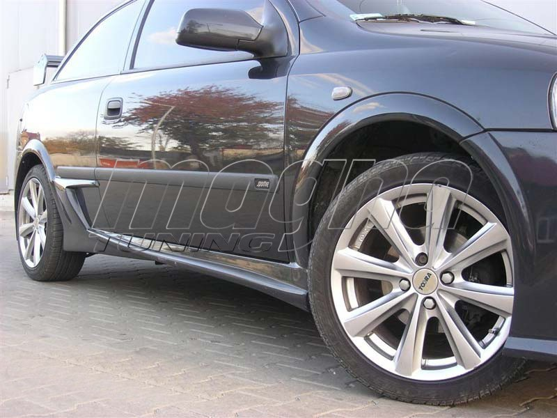 Opel Astra G Lost Side Skirts
