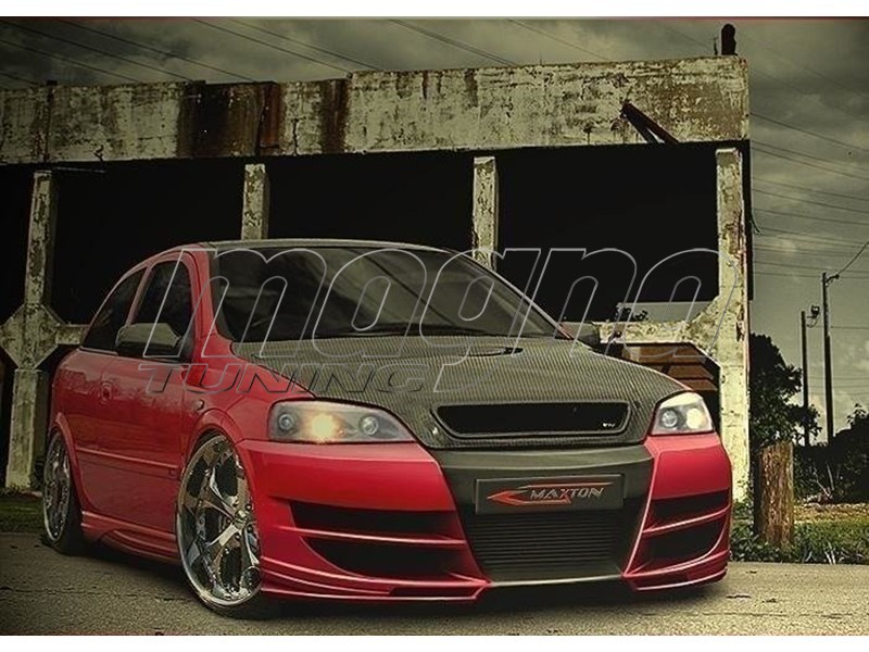Opel Astra G M-Style Front Bumper