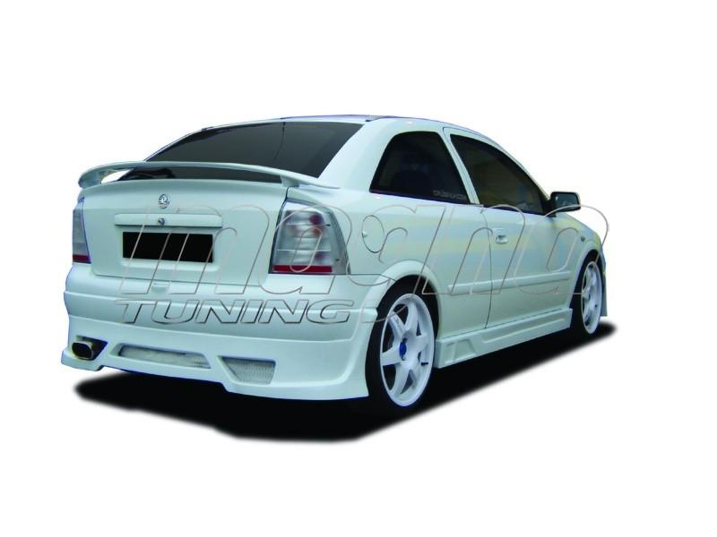 Opel Astra G Mystic Rear Bumper Extension