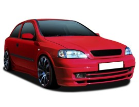 Opel Astra G NewStyle Front Bumper Extension