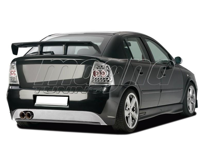 Opel Astra G Newline-C Rear Bumper