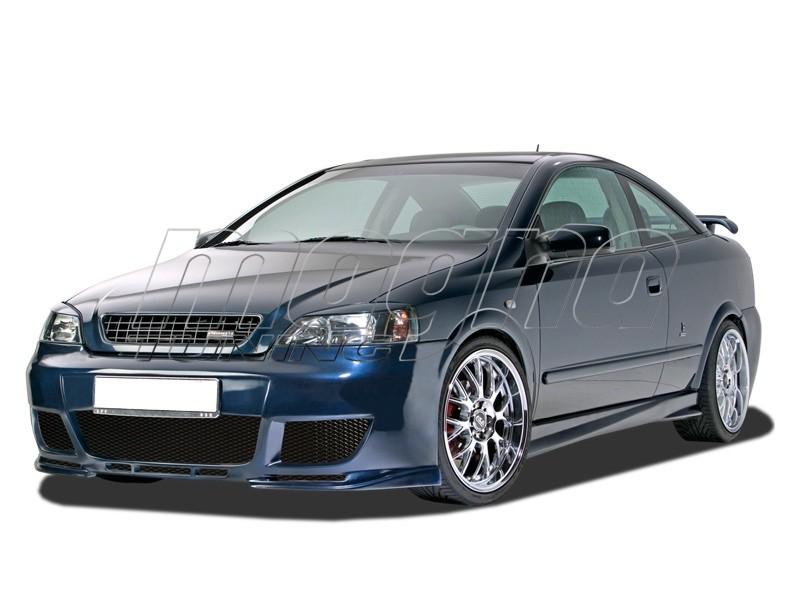 Opel Astra G Newline Front Bumper