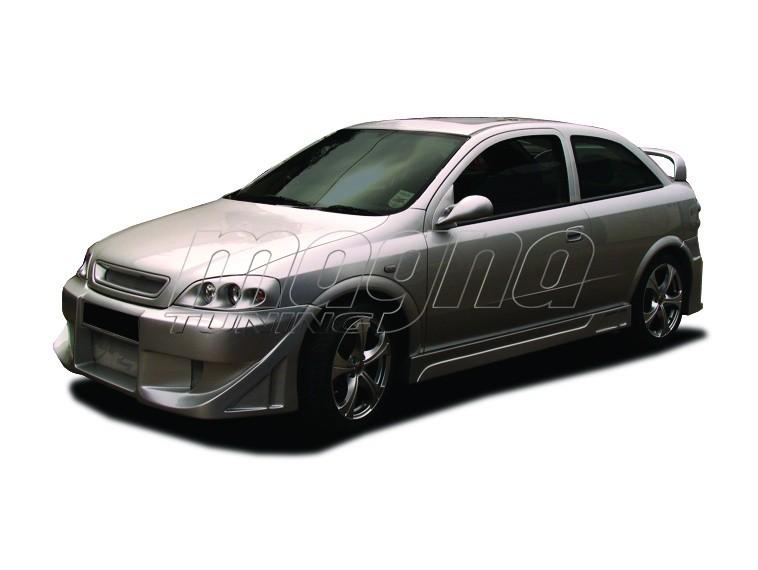 Opel Astra G Ninja Front Bumper