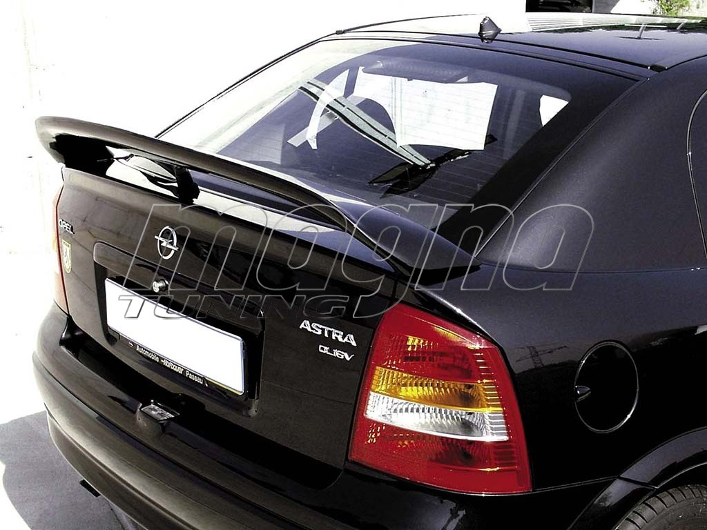 opel astra g opc line rear wing. Black Bedroom Furniture Sets. Home Design Ideas