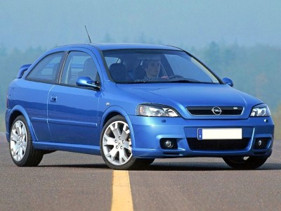 Opel Astra G OPC-Look Front Bumper
