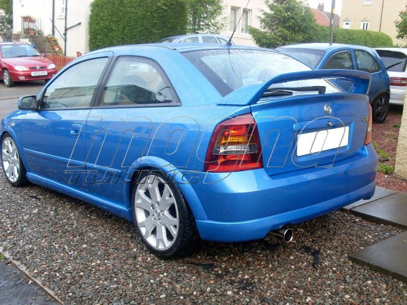 Opel Astra G OPC-Look Rear Bumper