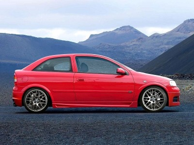 Opel Astra G Praguri BMI