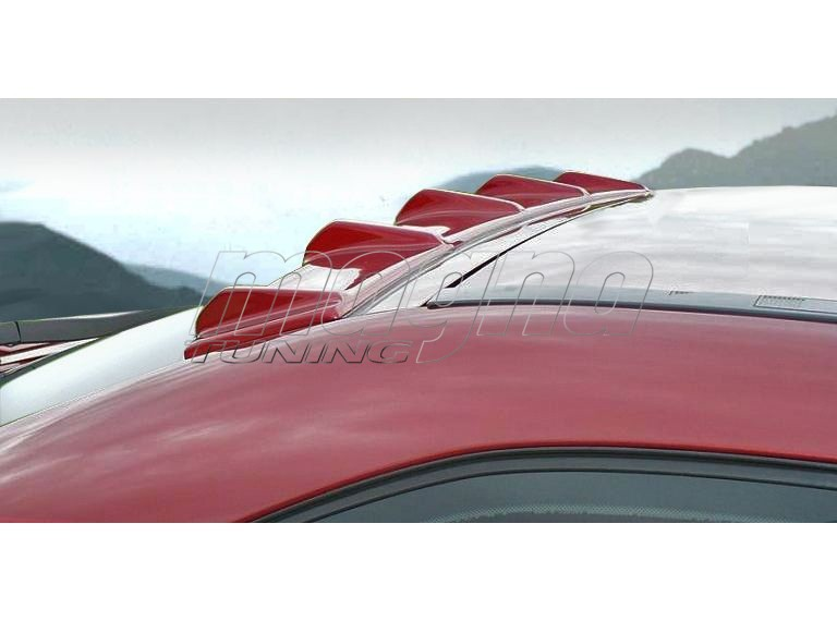 Opel Astra G Racer Rear Wing
