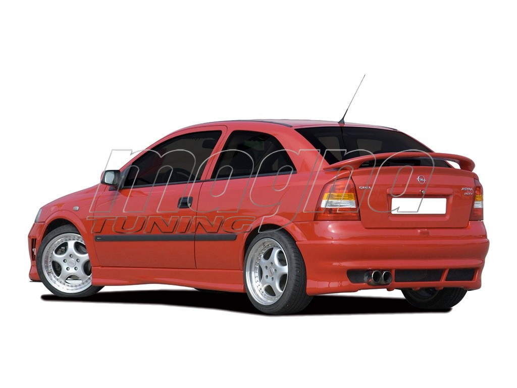 Opel Astra G Recto Body Kit