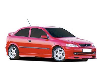 Opel Astra G Recto Front Bumper Extension