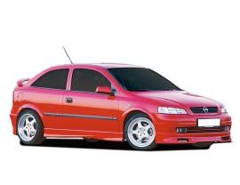 Opel Astra G Recto Kuszobok