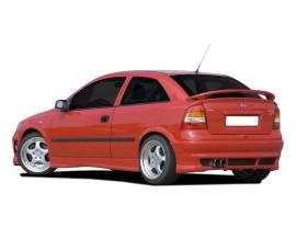 Opel Astra G Recto Rear Bumper Extension